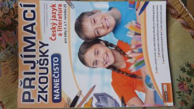 Cvičné testy pro státní přij. zkoušky na osmiletá gymnázia