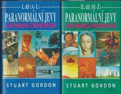 Paranormální jevy-ilustr. encyklopedie S.Gordon - Knihy