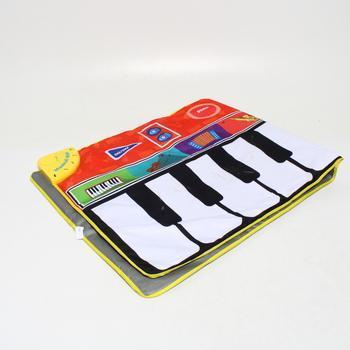 Taneční klavírní podložka OMEW - Hračky