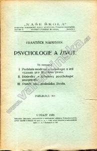 Psychologie a život
