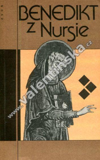 Benedikt z Nursie - Knihy