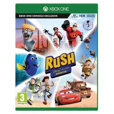 XBOX ONE Pixar Rush (Definitive Edititon)