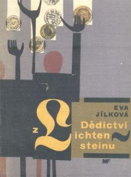 Dědictví z Lichtensteinu - Knihy