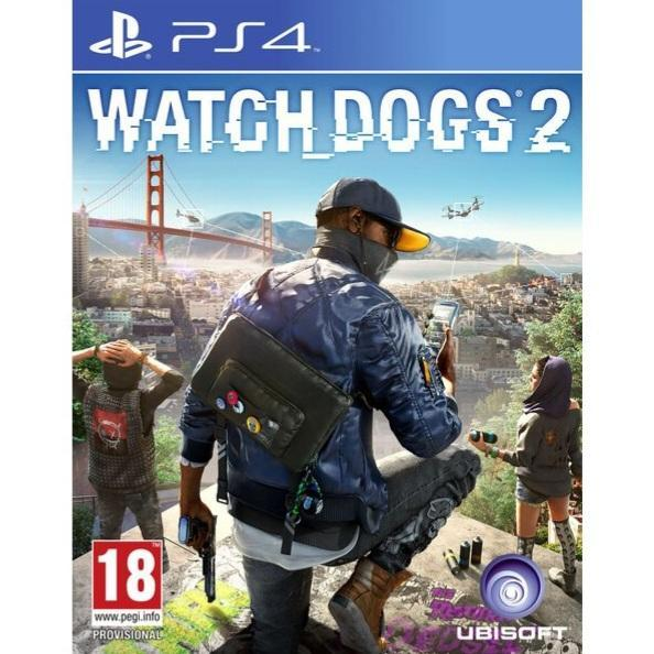 Watch Dogs 2, PS4, CZ tit.  - Hry