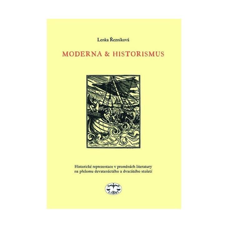 Moderna a historismus - Knihy