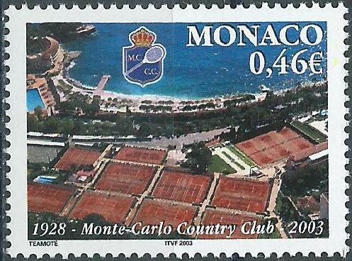 Monaco, Mi 2644,  ** - Filatelie
