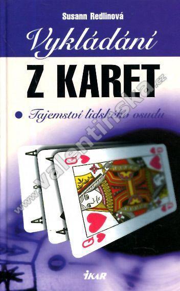 Vykládání z karet - Knihy