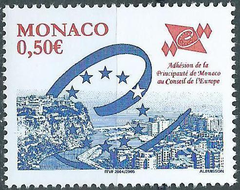 Monaco, Mi 2714,  ** - Filatelie