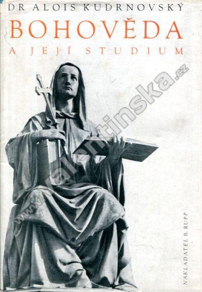 Bohověda a její studium - Knihy