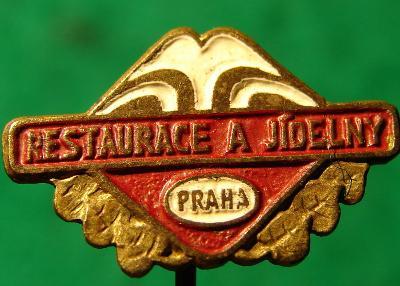 odznak / RESTAURACE A JÍDELNY PRAHA /36