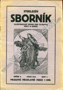 Stoklasův sborník, r. IV. (1914), sešity