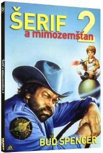 ŠERIF A MIMOZEMŠŤAN 2 (DVD)