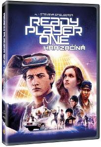 READY PLAYER ONE: HRA ZAČÍNÁ (DVD)