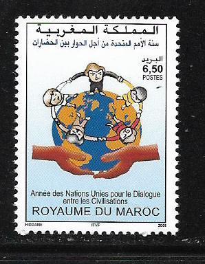 **SPOL.VYDÁNÍ DIALOG CIVILIZACÍ Maroko (kat. cena 220 Kč)