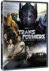 TRANSFORMERS 5: POSLEDNÍ RYTÍŘ (DVD)