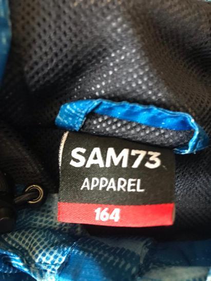 Chlapecká bunda SAM73 164 cm - Oblečení