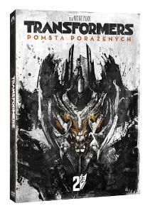 Transformers: Pomsta poražených (Edice 10 let) - DVD