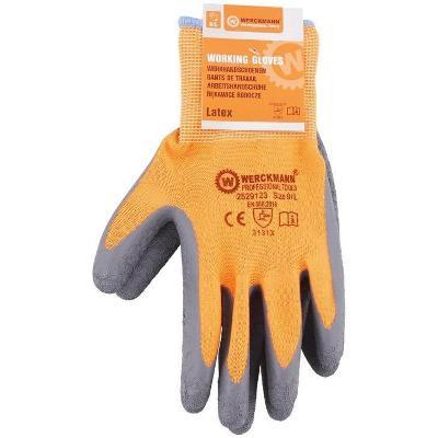 Pracovní rukavice vel. 10/xL !