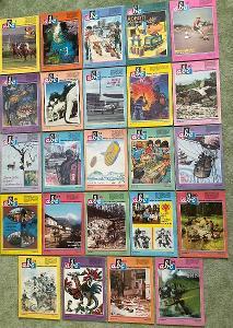 ABC časopisy - ročník 23/ rok 1978-1979 - TOP STAV!