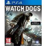 PS4 Watch Dogs