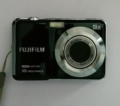 Fujifilm FinePix AX650 - 5x OPTICKÝ ZOOM - 16MPIX