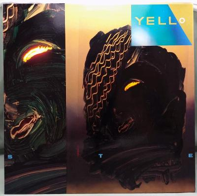 Yello – Stella 1985 Germany Vinyl LP 1.press