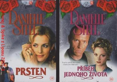 Danielle Steel - 14ks.nehrané v originál obalech