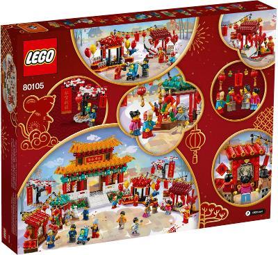 Lego 80105 Oslava nového čínského roku