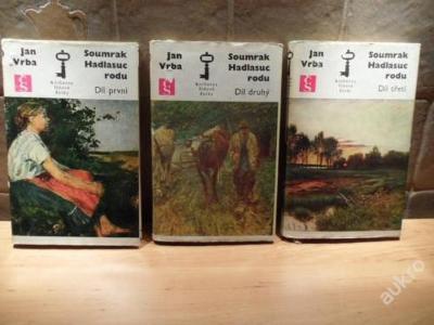 J.Vrba - Soumrak Hadlasuc rodu - 1-2-3.1973/1vyd.