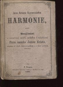 Harmonie aneb Rozjímání o umučení, smrti, pohřbu i vz