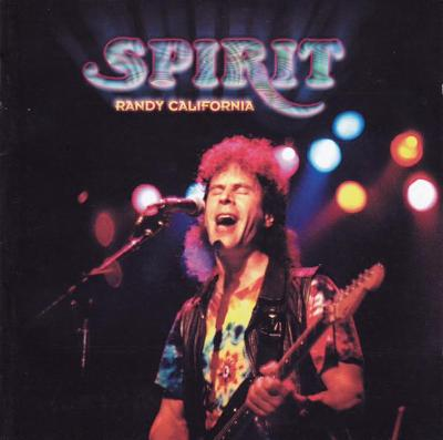 2 CD  Spirit & Randy California - Sea Dream