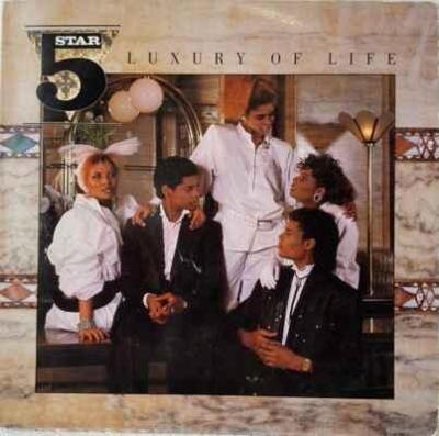 LP 5 Star - Luxury Of Life, 1985 EX