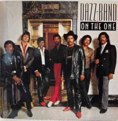 LP Dazz Band - On The One, 1982