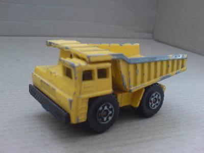MB58-Faun Dump Truck