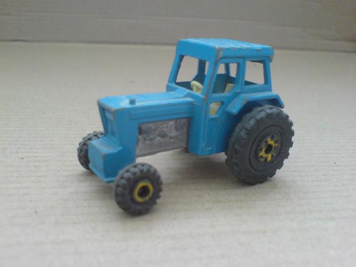MB46-Ford Tractor - Modelářství