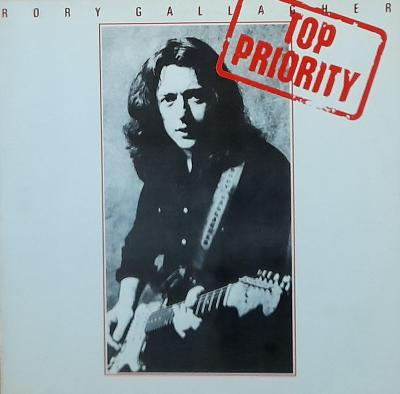 RORY GALLAGHER-TOP PRIORITY