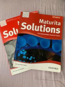 Maturita Solutions 2nd edition