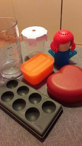 Mix nádob do kuchyně ..lžíce