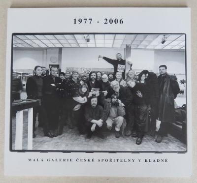 Malá galerie České spořitelny v Kladně 1977 - 2006