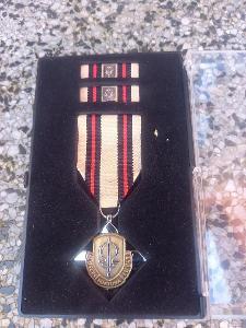 RRR AČR pamětní odznak Kříž za službu u SOG VP