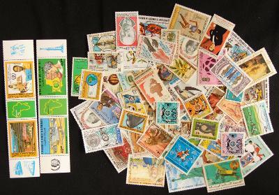 Pěkná sbírka Mauritánie, Francouzská kolonie! některé **!