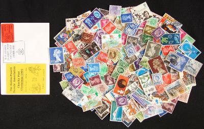 Pěkná sbírka známek Velká Británie/Spojené království + FDC (2)