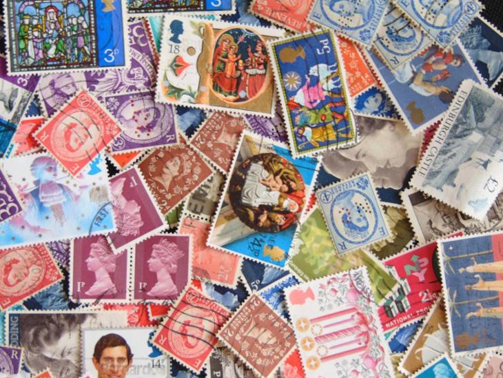 Pěkná sbírka známek Velká Británie/Spojené království  (3) - Filatelie