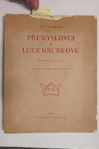 Přemyslovci a Lucemburkové