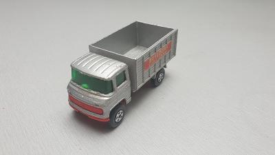 Scaffolding Truck Mercedes / Matchbox 1970