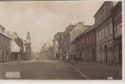 Vrchlabí (Hohenelbe), Hauptstrasse
