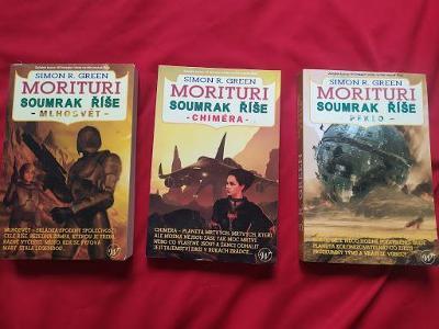 Simon R. Green - Morituri Soumrak říše - celá trilogie