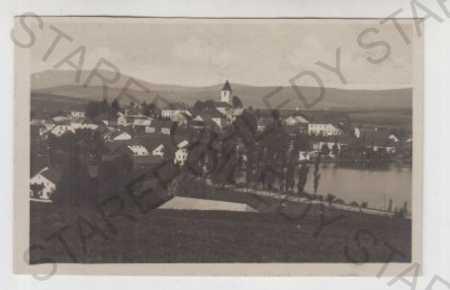 Domažlice, Šumava, Všeruby, Pohled na město