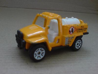MB-Foam Fire Truck