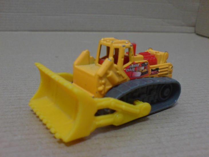 MB601-Bulldozer - Modelářství